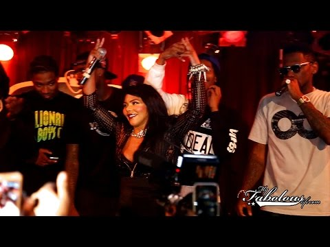 Fabolous Brings Out Red Cafe, Bobby Shmurda & Lil Kim In New York