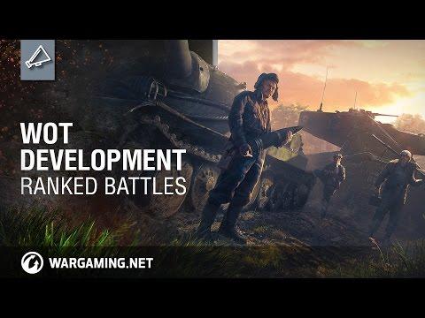 WoT Development: Ranked Battles