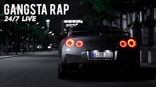 Rap Radio 🔴 Gangsta Rap & Underground - Bass Boosted