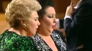 Montserrat Caballe & Marilyn Horne