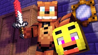 Minecraft FNAF Switch - FIVE NIGHTS AT FREDDY'S MURDER MYSTERY! | Minecraft Roleplay
