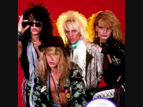Big hair bands 80s rock