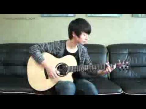 Sungha Jung - Dont Cry