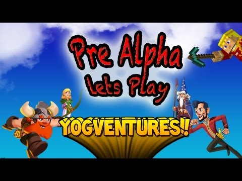 Yogventures 0.1 Pre Alpha Gameplay Review