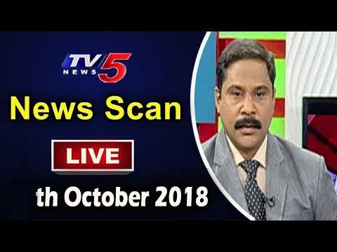 News Scan LIVE Debate With Vijay | 8th December 2018 | TV5News