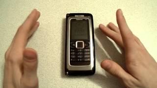 Nokia E90 Communicator - обзор собственного смартфона