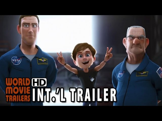 Capture the Flag International Trailer (2015) - Animated Comedy Movie [HD]