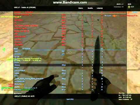 Гамаем в кс #1   играть counter strike 1 6