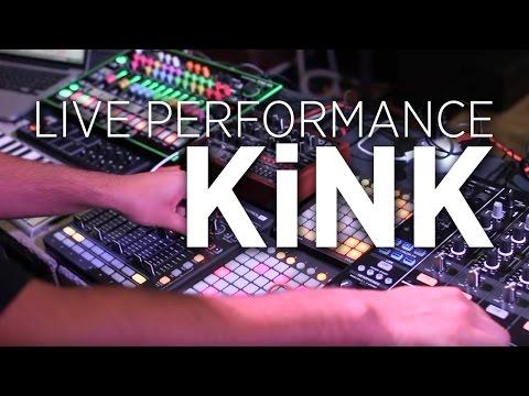 KiNK Live Performance | DJ TV