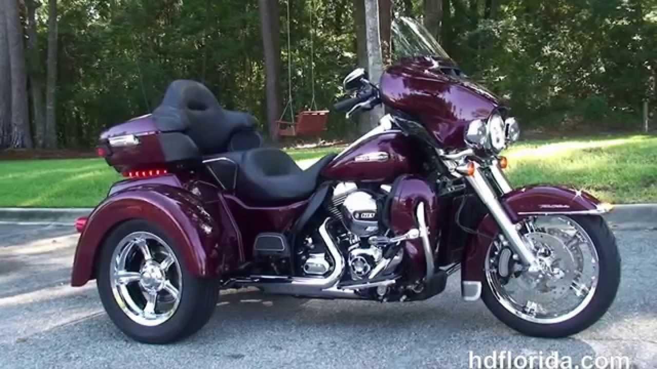 Harley Davidson Trike Models