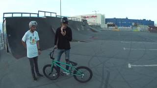 Быстрый тест: BMX We The People Crysis