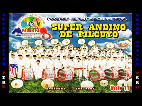 SUPER ANDINO PILCUYO - MIX MORENADAS - 2012 ]