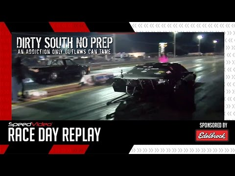 Race Day Replay: Dirty South 2016-Day 1-Kye Kelley Crash