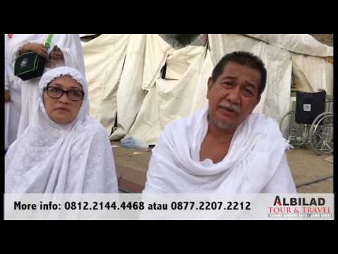 Youtube tour and travel umroh bandung