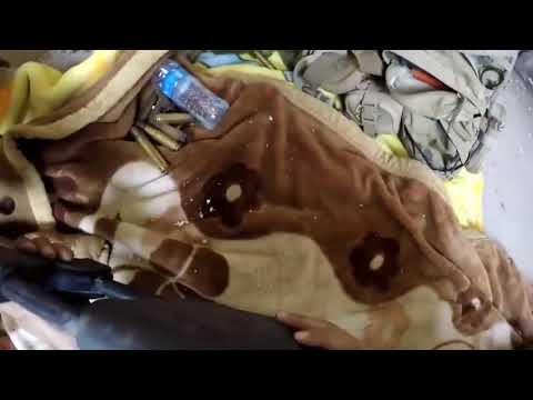Сирия GoPro от польского добровольца снайпера охотится на боевиков ИГИЛ в битве