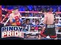 Ki Chang Kim vs. Jeo Santisima   Pinoy Pride 43   November 26, 2017