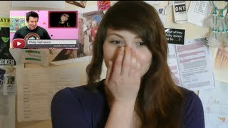 Catie Reacts to YouTubers React to Boxxy!