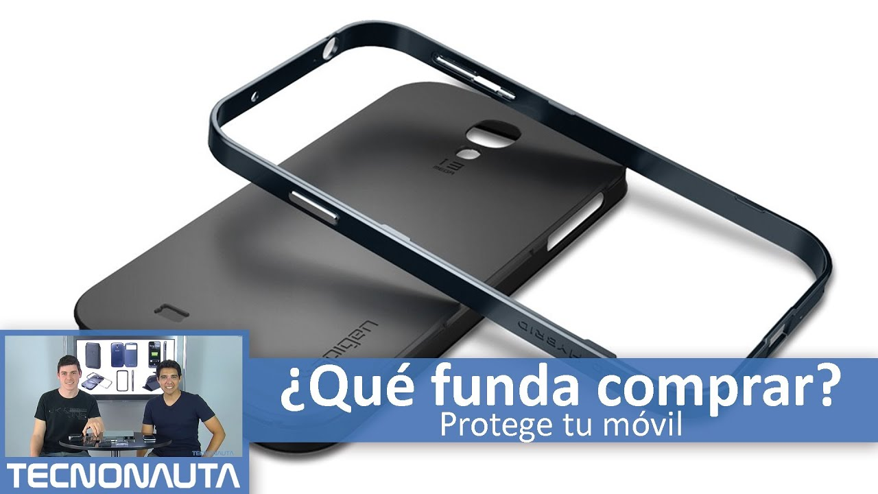 Mejores fundas para smartphones tipos de carcasas para - Fundas de telefonos moviles ...