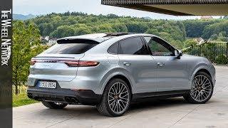 2020 Porsche Cayenne S Coupe | Dolomite Silver Metallic | Exterior, Interior