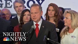 Roy Moore Accusers Speak Out To NBC News | NBC Nightly News