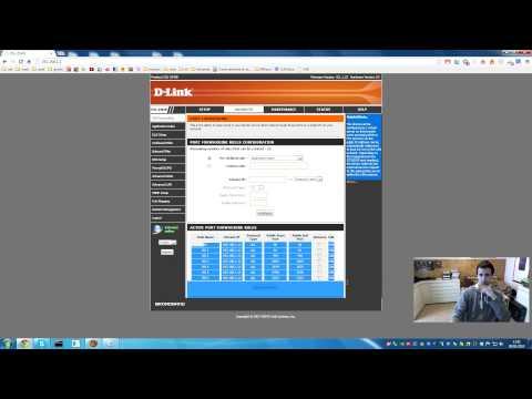 Come Aprire le Porte al Modem D-Link DSL-2542B