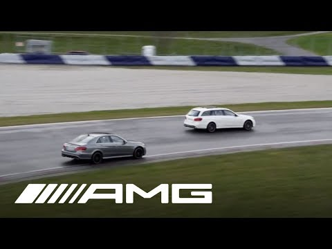 The All-New E 63 AMG and E 63 AMG S-Model 4MATIC