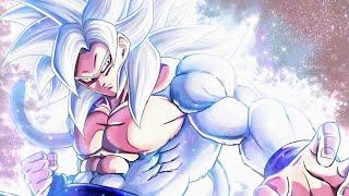 Goku's Ultimate Form