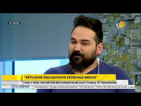 Wake Up, 21 Korrik 2016, Pjesa 2 - Top Channel Albania - Entertainment Show