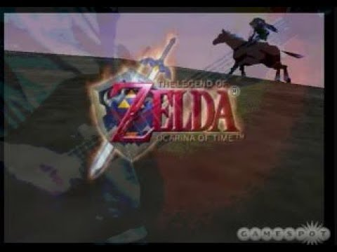 Ocarina of Time - Windmill Theme Jazz Cover
