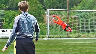 Best Amateur Goalkeeper Saves 2015 by freekickerz