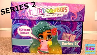 Hairdorables Series 2 Huge Surprise Present Blind Box Doll Unboxing Toy Review | PSToyReviews