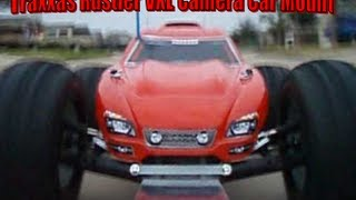 1/10 Traxxas Rustler On-Board Car Camera