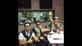 Il Volo interview for Globla Notes - World View