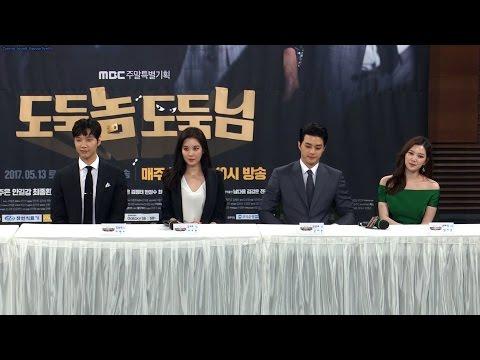 SEOHYUN(서현)·지현우 '도둑놈 도둑님' Q&A -제작발표회- (HIGHLIGHT, Bad Thief Good Thief, Girls' Generation, 소녀시대)