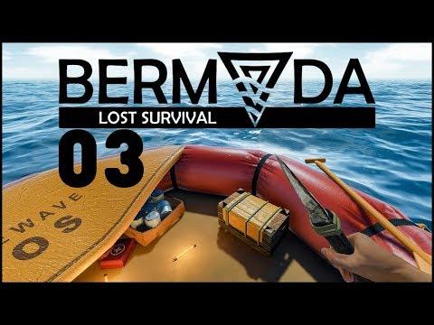 СОБСТВЕННЫЙ ПЛОТ! - #3 Bermuda: Lost Survival