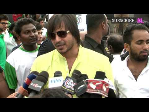 Bollywood Celebs Celebrate World Environment Day | Vivek Oberoi