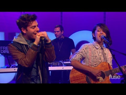 Make It Home - Kina Grannis & Hoodie Allen (LIVE PERFORMANCE)