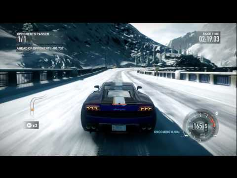 Need for Speed: The Run | Demo Gameplay (Independence Pass | Hard)