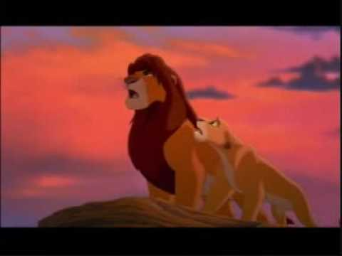 The word sex in the lion king youtube