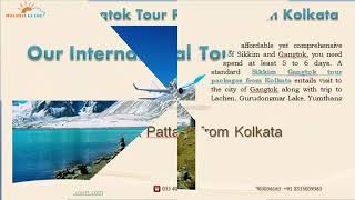 Why should you work with the Best travel agency in Kolkata?