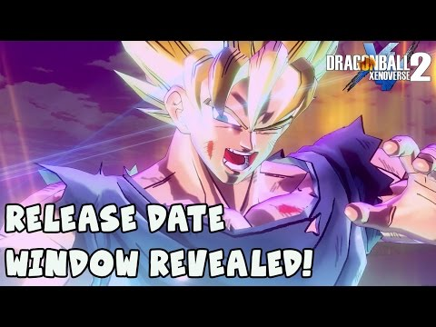 Dragon Ball Xenoverse 2: Release Date Window Revealed & Changing The Timeline?!