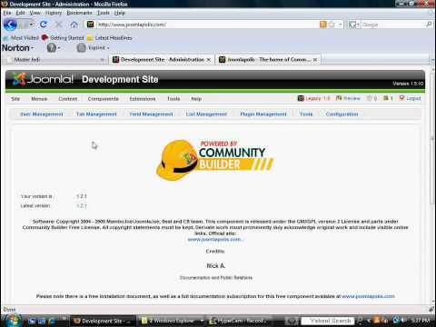 Comnunity Builder Overview