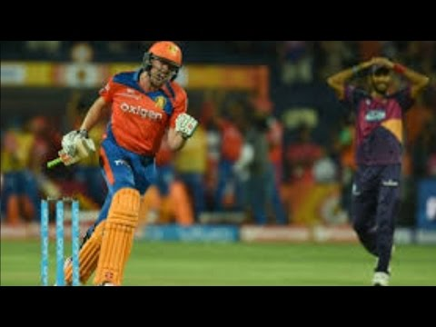 IPL 2016 | Rising Pune Supergiants vs Gujarat Lions | GL Beat RPS By 3 Wickets In Last-Ball Thriller