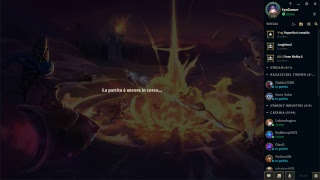 """Live su """"League of Legends"""""""