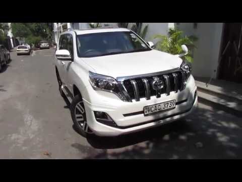 2014 Toyota Prado Startup and Updated Review