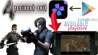 (Damon ps2 Andriod)How To Download Resident Evil 4 Andriod