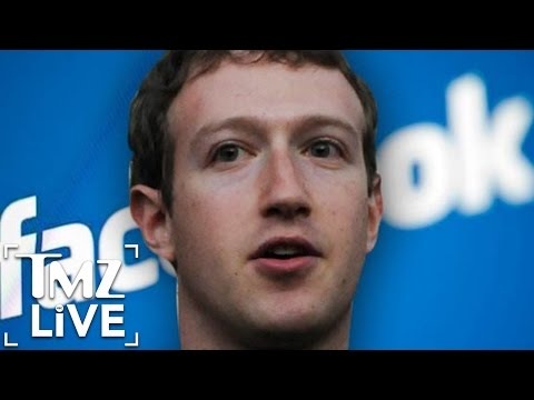Mark Zuckerberg At War with Neighbors (TMZ Live)