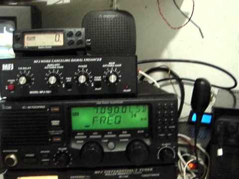 MFJ-1025 Signal Enchancer and BHI ANEM MKII DSP Noice Reduction