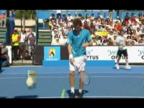 Ernests Gulbis - Some nice points