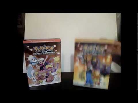 Pokemon DVD Review: DP Battle Dimension Box Set 2